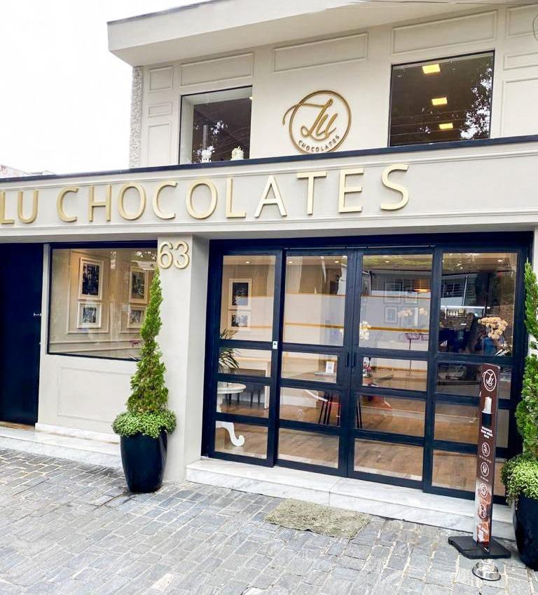 Lu Chocolates